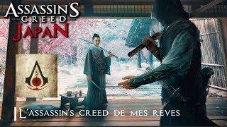 LE AC DE MES RÊVES (Assassin's creed Japon)