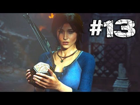 ► Rise of the Tomb Raider - Atlas | #13 | PC SK/CZ Gameplay / Lets Play | 1080p