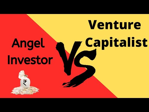 Download Startup Gyaan Ep 3 | Difference between Angel Investor vs Venture Capitalist Mp4 HD Video and MP3