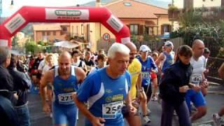 preview picture of video 'Maratonina delle castagne Rocca di Papa'