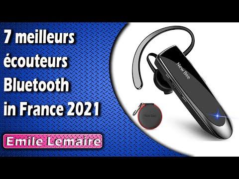 7 meilleurs écouteurs Bluetooth in France 2021
