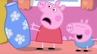 Peppa Pig Português Brasil 🏺A CERÂMICA 🏺Peppa Pig