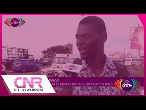 Indiscipline on N1 worsening traffic congestion