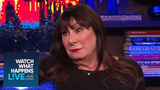 Anjelica Huston: Jack Nicholson Is 'Very Big' | WWHL
