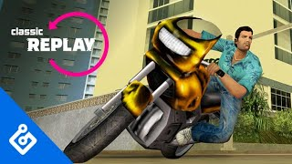 Classic Replay – Grand Theft Auto: Vice City