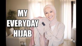 Everyday Easy Hijab Tutorial