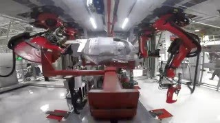 YouTube Video 1o0aDdyIsm4 for Product Tesla Model X Electric SUV by Company Tesla in Industry Cars