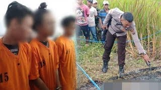 Sebelum Dibunuh, Wanita yang Tewas Dibakar di Atas Kasur Sempat Diperkosa Pacar dan Pelaku Lain