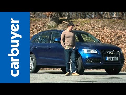 Audi Q5 SUV - Carbuyer