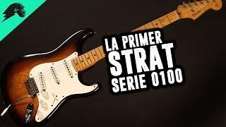 La Historia De La Fender Stratocaster