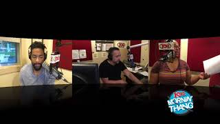 The K92 Mornin' Thang LIVE Feed: Tuesday 05/22/18