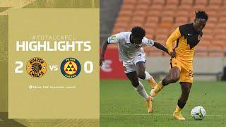 CAF CL | Kaizer Chiefs 2-0 Atletico Petroleos
