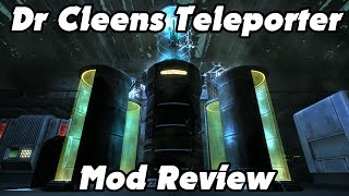 Dr Cleens Teleporter - Fallout Mod Review