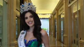 Nariman Battikha Yanyi Miss Supranational Venezuela 2018 Introduction Video