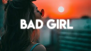 Sickick - Bad Girl (Lyrics Video) - YouTube