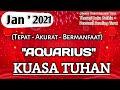 Zodiak Aquarius Semangat Baru di Bulan Januari 2021 - Tarot Cinta