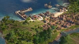 Заселение Нового Света - Anno 1800 #09