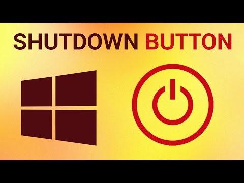 Add A Shutdown Button To The Windows 8 Start Menu