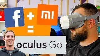 Обзор Oculus Go - Доступный VR от Facebook и Xiaomi