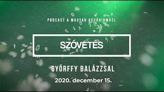 Beszélgetés Dr. Gyuricza Csabával a hazai agrár-felsőoktatás helyzetéről | SZÓVETÉS PODCAST #22