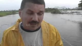 preview picture of video 'Intensas lluvias en Pinar del Río 21/6/2012'