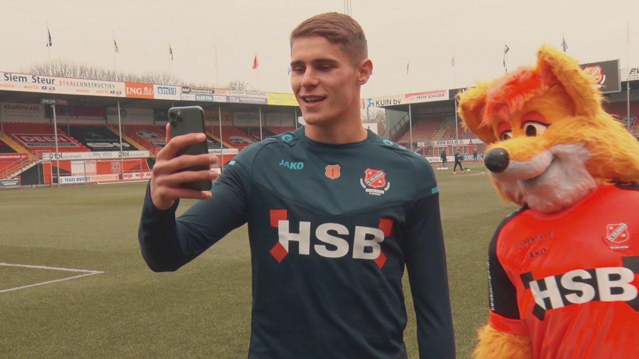 FC Volendam - Aftrap Scoor een Boek!