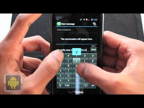 Video of Big Buttons Keyboard Standard