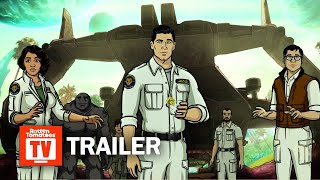 Archer: 1999 S10E06 Trailer | 'Road Trip' | Rotten Tomatoes TV
