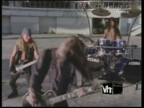 Crimson Glory - The Chant - 1991 [HQ Video]