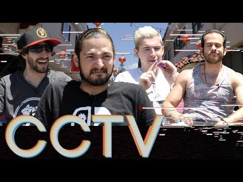 CHINATOWN & FREEWAY OFFRAMP • CCTV #5