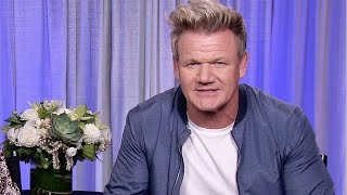 Gordon Ramsay Explains Why He's Tougher on Hell's Kitchen vs MasterChef