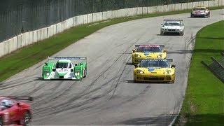 United_SportsCars - RoadAmerica2009 Full Race