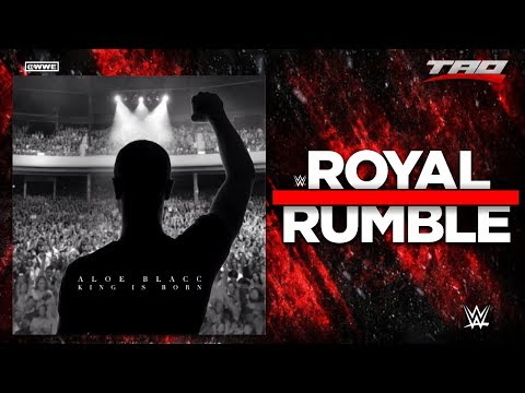 """WWE: Royal Rumble 2018 - """"King Is Born"""" - 1st Official Theme Song"""