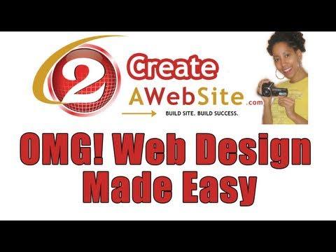 OMG! Web Design Made Easy