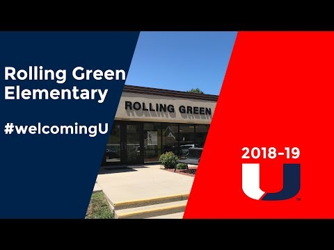 Rolling Green Elementary Welcoming U 2018-19