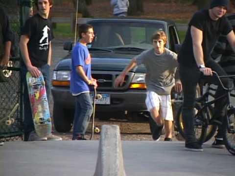 Gettin' Big at Wethersfield Skatepark