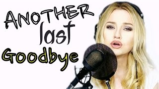 Another Last Goodbye by Aerosmith (Alyona cover)