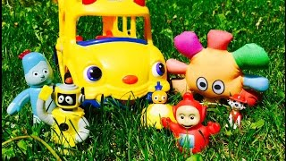 TWIRLYWOOS, Teletubbies and In The Night Garden Toys Field Trip!