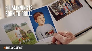 Eli Manning Was Born to Grill? There Were Signs. | BBQGuys