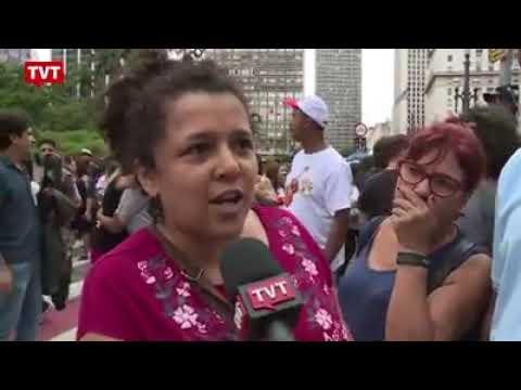 TVT fala sobre a Greve dos trabalhadores municipais