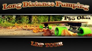 preview picture of video 'Long Distance Pumping Longboard || LDP - P95 - HD (German)'
