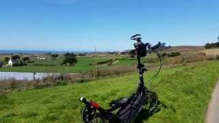 preview picture of video 'Elliptigo - sun is out....'