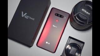 Recensione LG V40 ThinQ