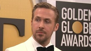 Ryan Gosling Grateful For The Opportunity To Dedicate Golden Globes Win To Wife Eva Mendes