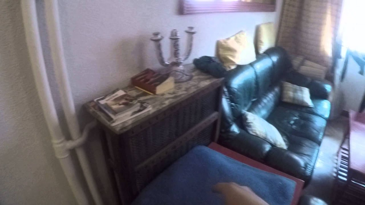 Furnished room with standalone wardrobe in shared apartment, Tetuan