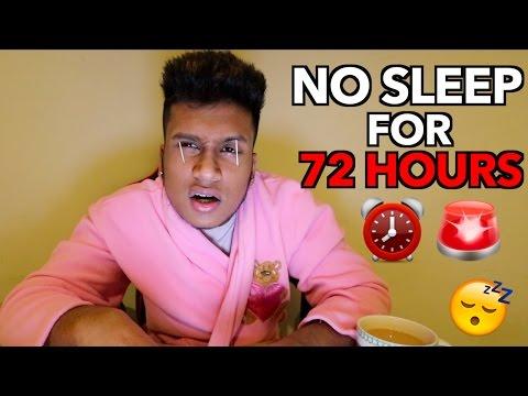 NO SLEEP for 72 HOURS CHALLENGE! ⏰🚨 (3 Days Without Sleep)