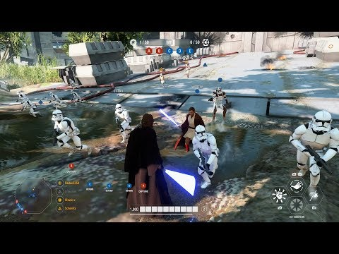 Star Wars Battlefront 2: Capital Supremacy Gameplay (No Commentary)