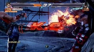 Трансляция Tekken 7