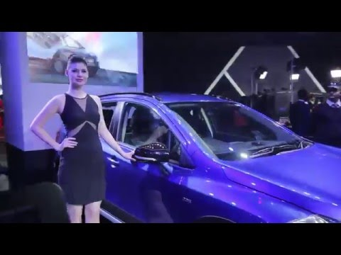 Concept Ignis and Baleno RS at the Auto Expo 2016