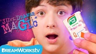 Magic Tic Tac Box Trick + Akira Banished?!   JUNK DRAWER MAGIC